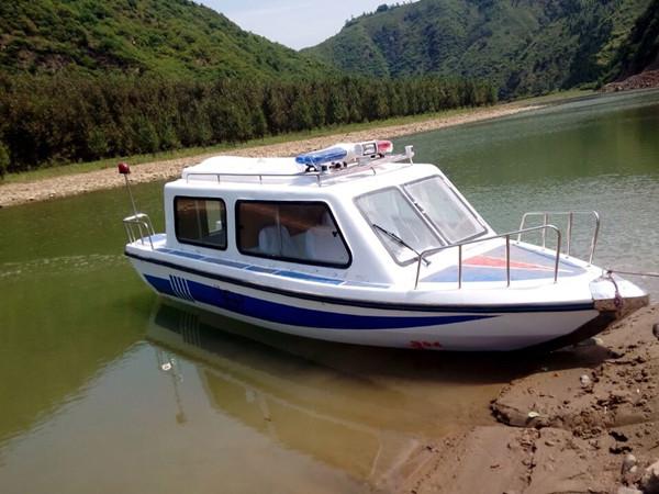 TZN650全棚公务艇