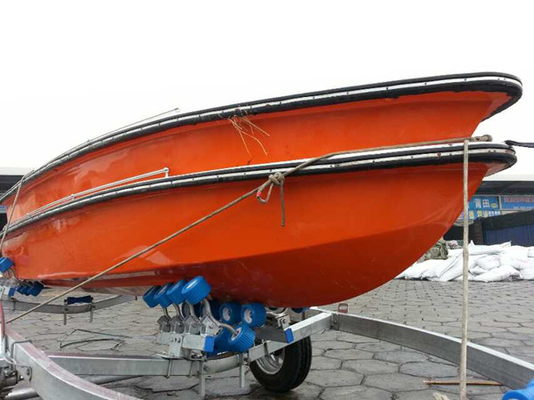 TZN610型防汛冲锋舟