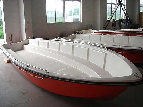 TZN610防汛冲锋舟