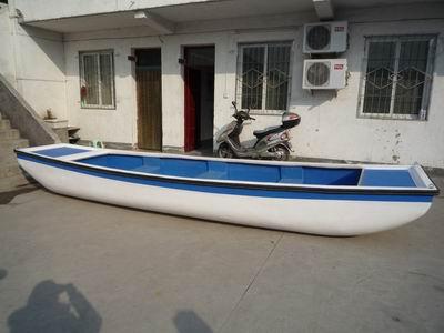 TZN550小渔船