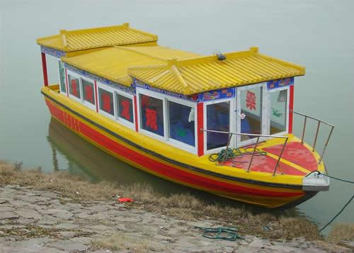 TZN900画舫艇