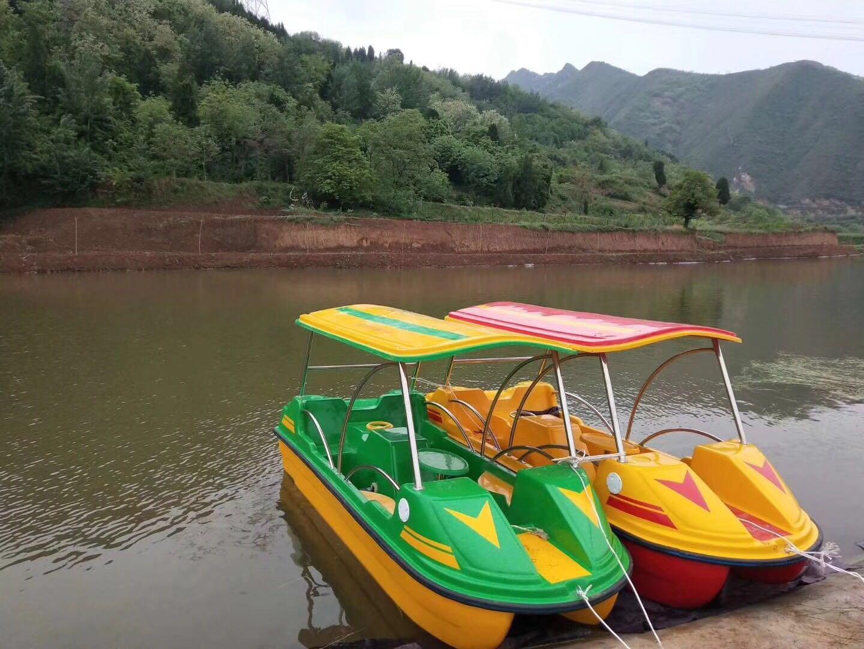 TZN410型6人脚踏船