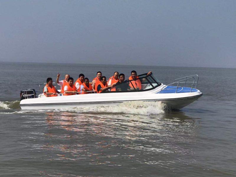 TZN630豪华高速艇