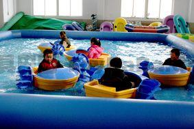 儿童手摇塑料船