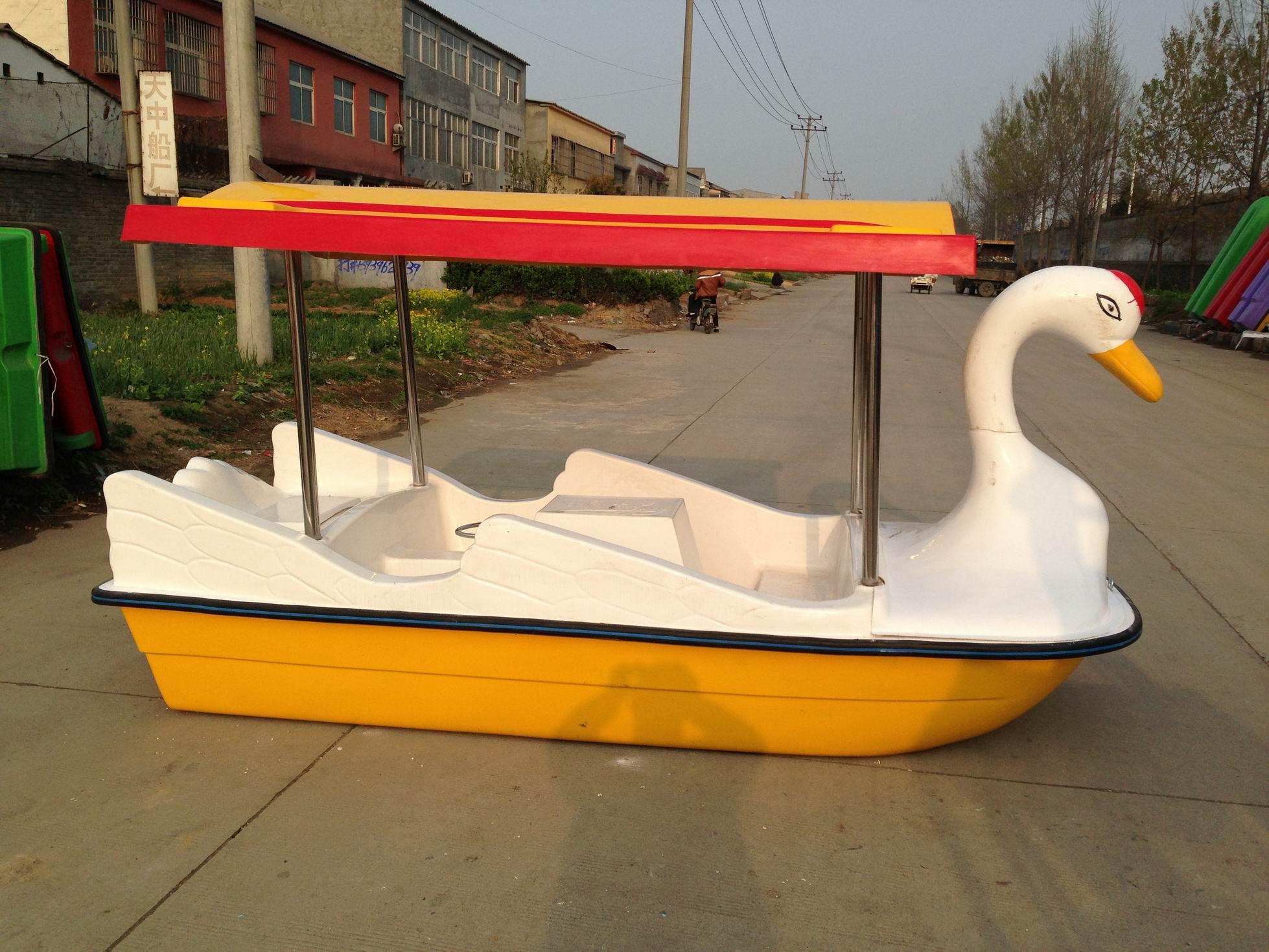 海鸥型四人脚踏金凤凰船