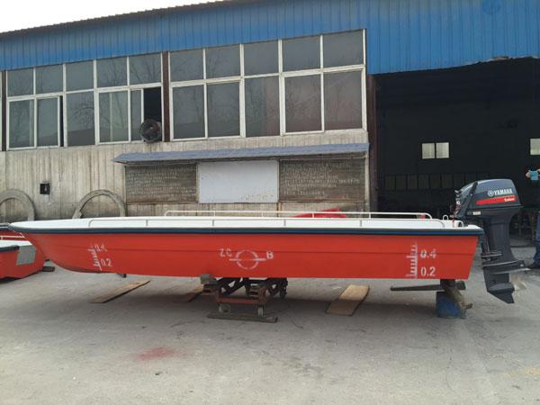 TZN590型防汛冲锋舟